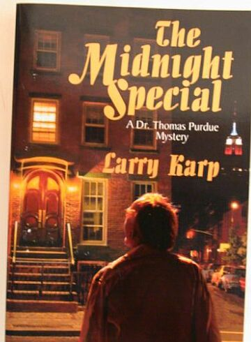The Midnight Special Paperback Cover